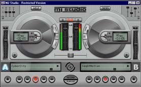 MJStudio screenshot